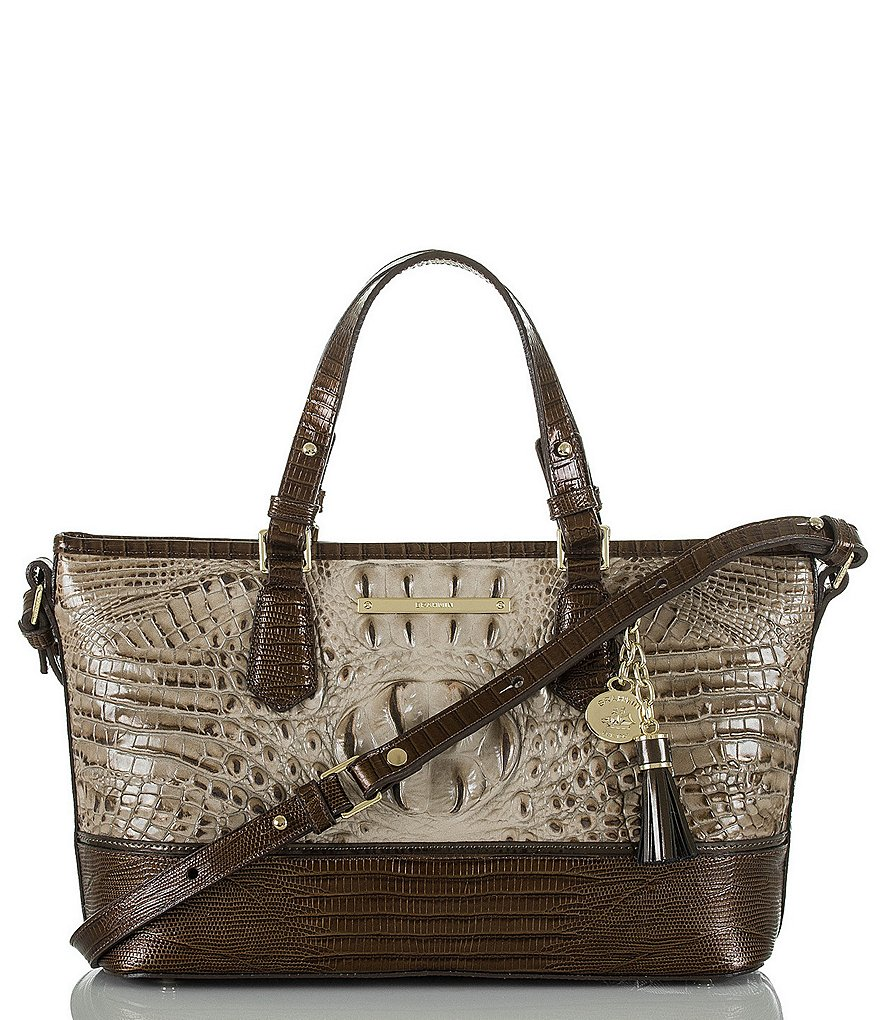 Brahmin Bronte Collection Mini Asher Tote