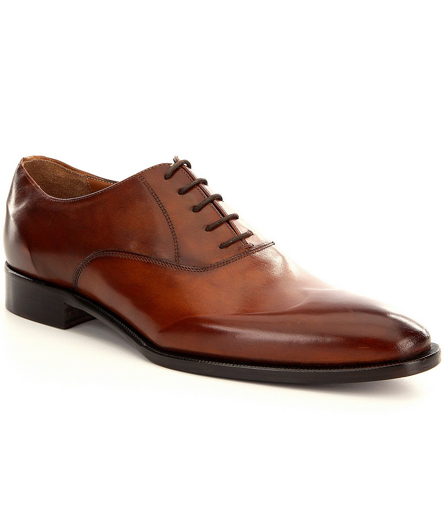 Kenneth Cole New York Men´s Top Coat Wing Tip Oxfords