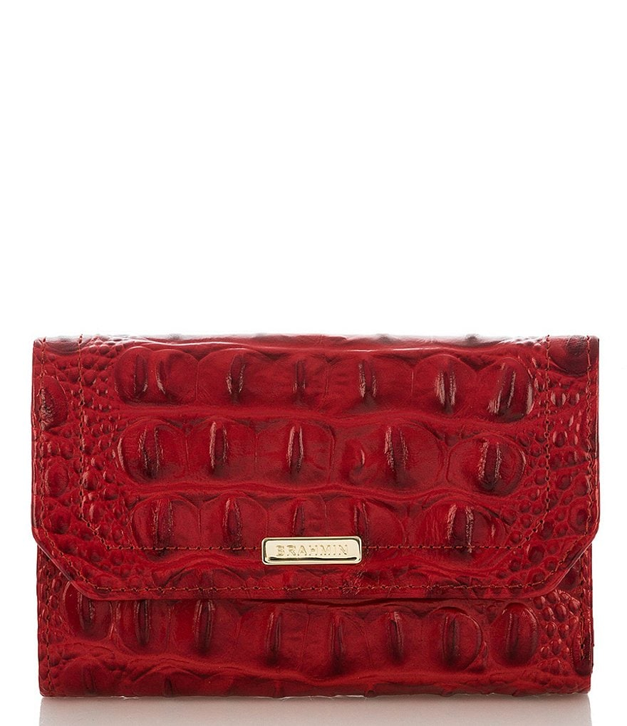 Brahmin Melbourne Collection Helena Wallet