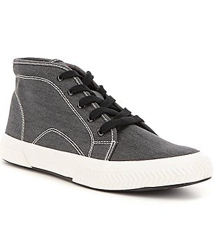 Polo Ralph Lauren Men´s Thurlos Fabric High Top Lace Up Chukka Sneakers