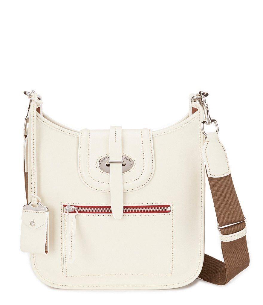 Dooney & Bourke Florentine Collection Small Zip Cross-Body Bag