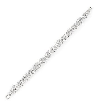 kate spade new york Crystal Ivy Line Bracelet