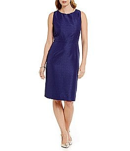 Preston & York Clara Sparkle Sleeveless Dress Image