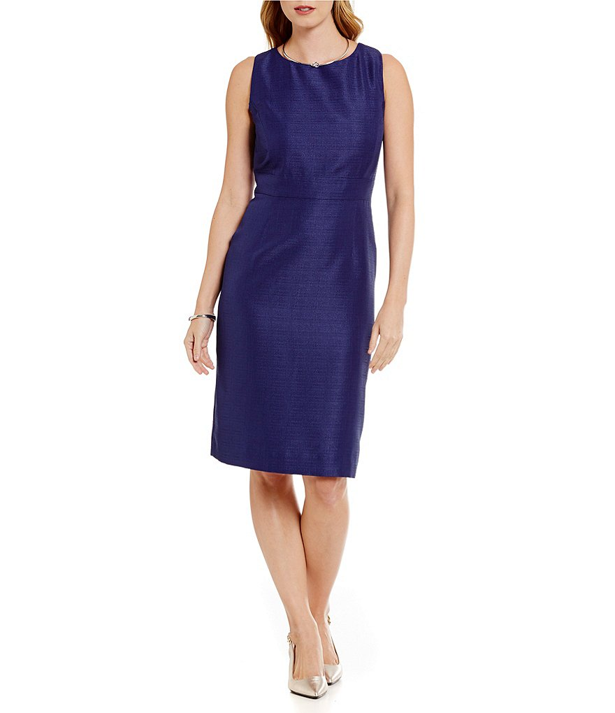 Preston & York Clara Sparkle Sleeveless Dress