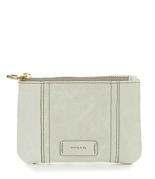 Fossil Ellis Zip Coin Wallet