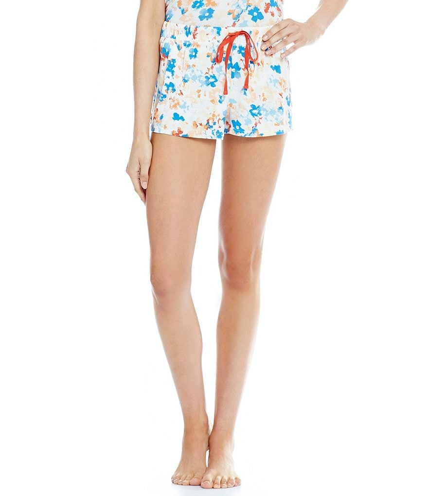 Splendid Floral Sleep Shorts