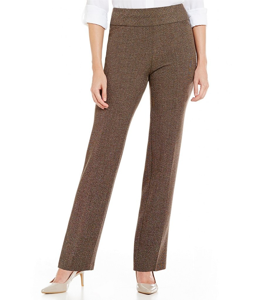 Investments the PARK AVE fit Straight Leg Pull-On Pant