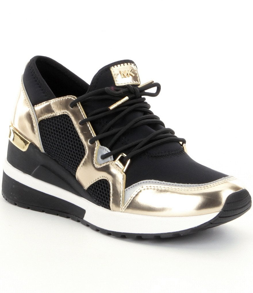 MICHAEL Michael Kors Scout Trainers
