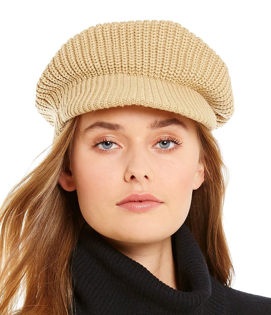 Echo Chunky Newsboy Hat
