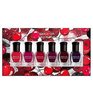 Deborah Lippmann Very Berry Nail Polish Set