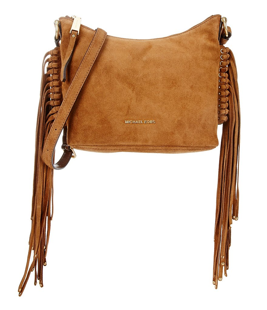 MICHAEL Michael Kors Billy Medium Fringe Cross-Body Bag