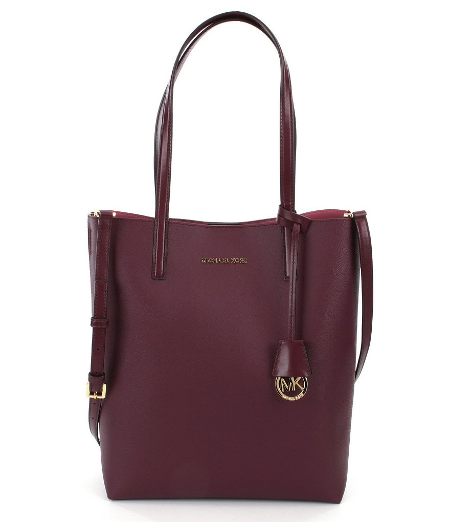 MICHAEL Michael Kors Hayley Signature Colorblocked Large Tote