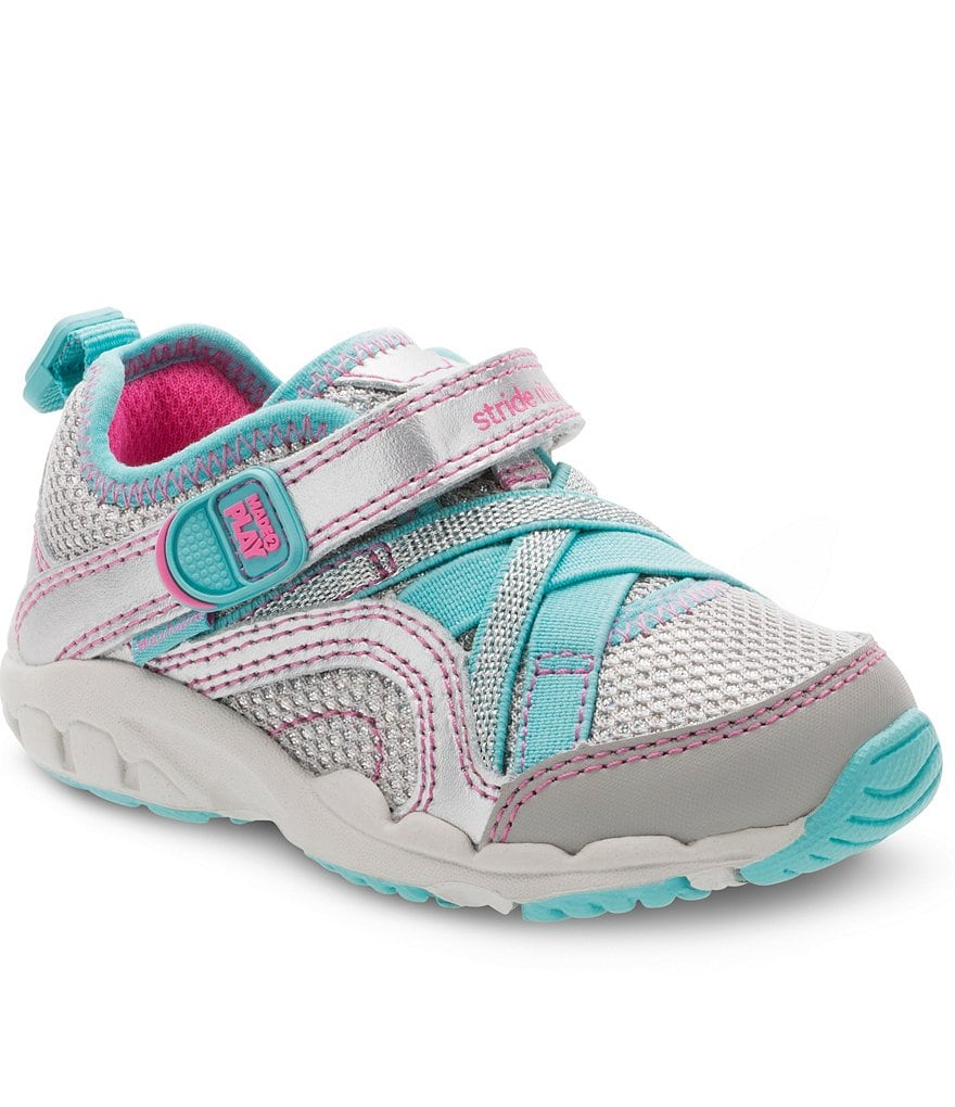 Stride Rite Girls' Made 2 Play Baby Serena Sneakers