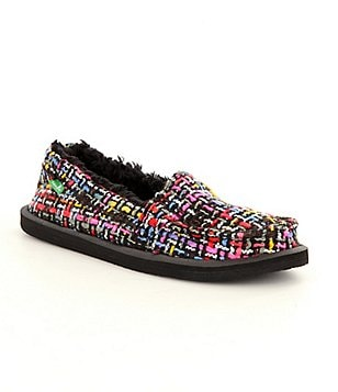 Sanuk Shor-Knitty Shoes