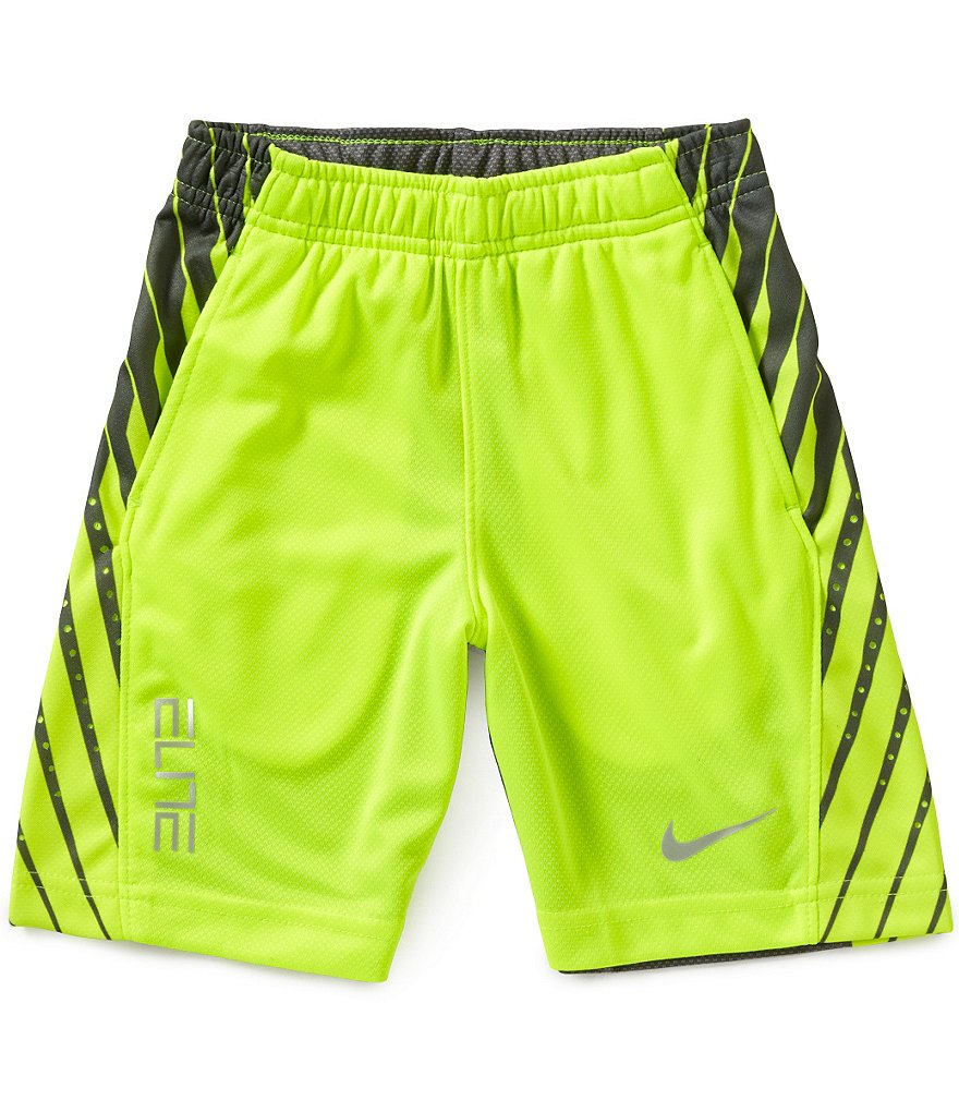 Nike Little Boys 2T-7 Elite Powerup Shorts