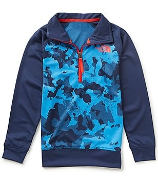The North Face Big Boys 8-20 Kickin It 1/4-Zip Pullover