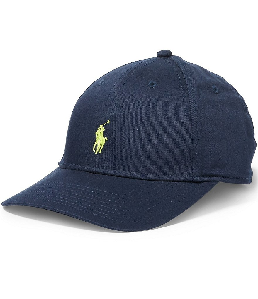 Polo Ralph Lauren Big & Tall Cotton-Blend Baseline Hat