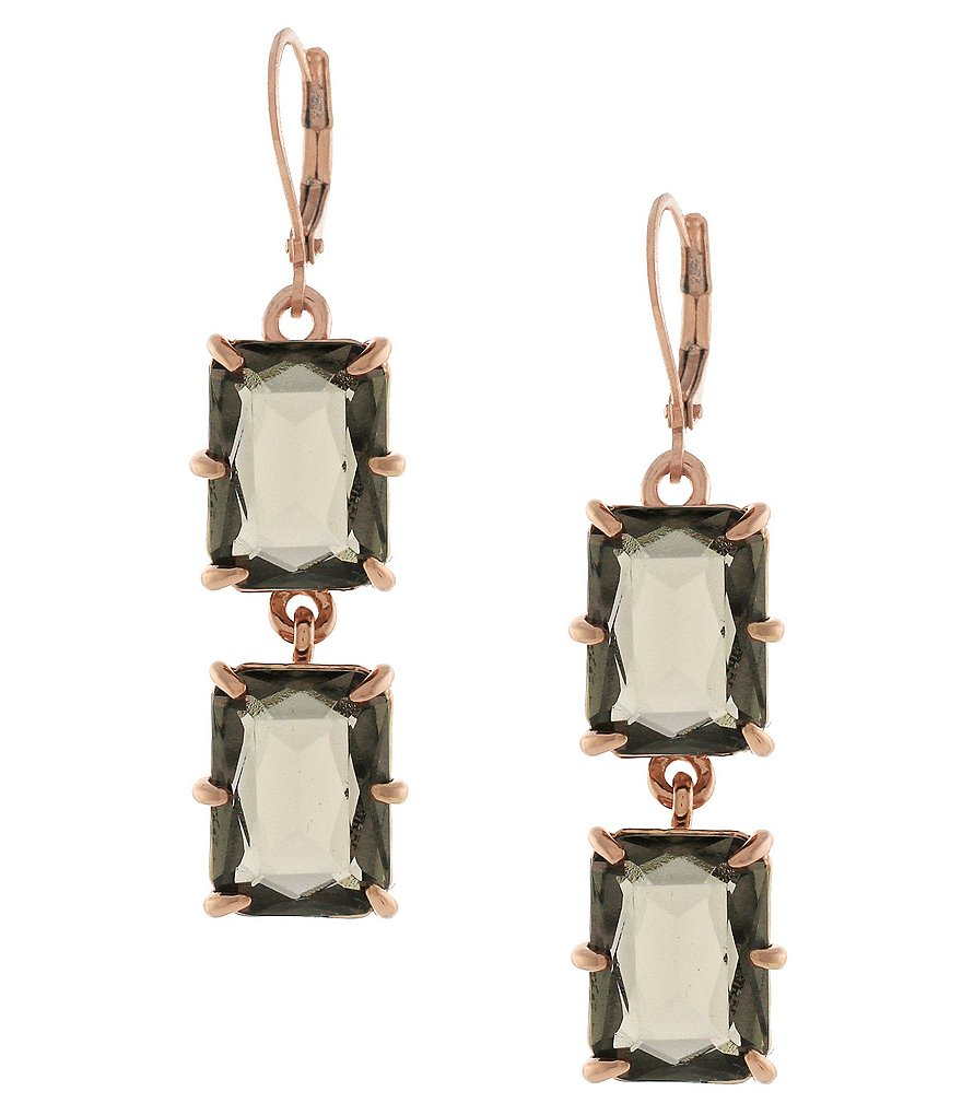 Vince Camuto Double-Drop Earrings