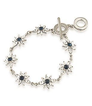 Carolee New York Star Line Bracelet
