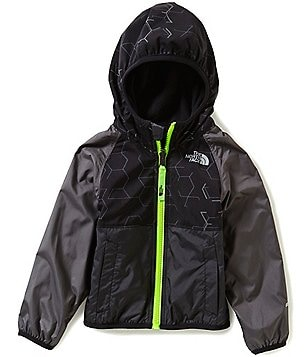 The North Face Little Boys 2T-4T Reversible Breezeway Wind Jacket