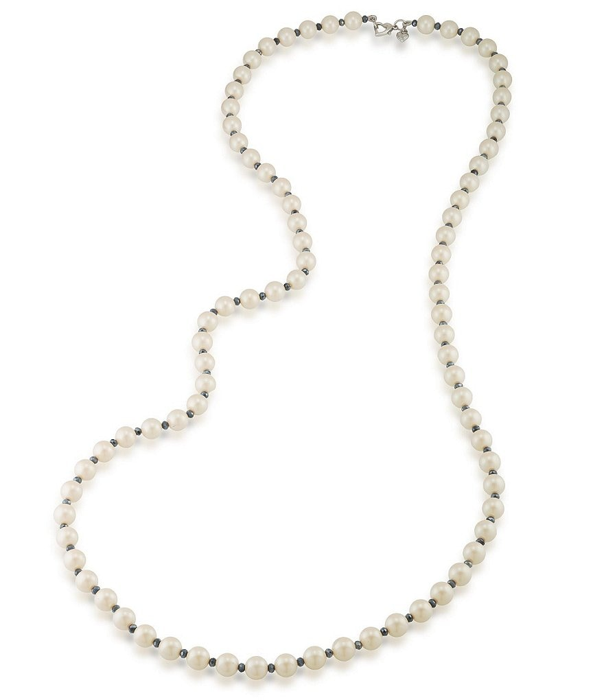 Carolee Soho House Rope Necklace