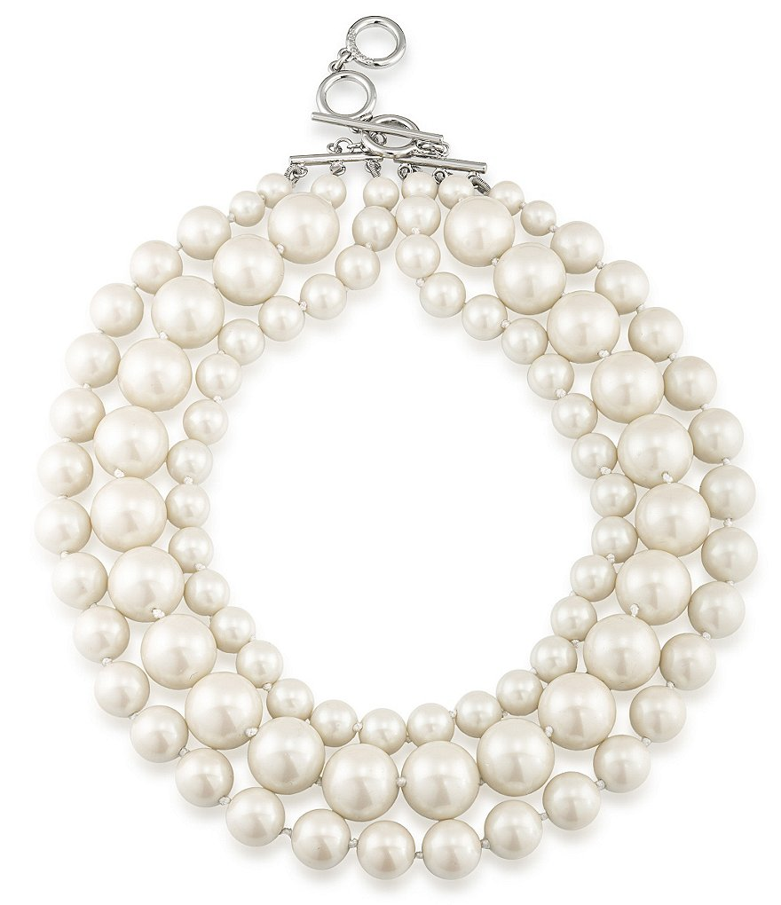 Carolee Soho House Multi-Strand Necklace
