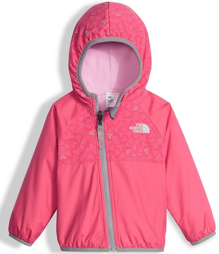 The North Face Baby Girls 3-24 Months Reversible Breezeway Wind Jacket