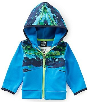 The North Face Baby Boys 3-24 Months Kickin It Fleece Abstract Print Hoodie