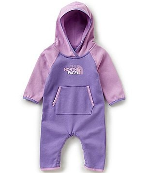 The North Face Baby Girls 3-24 Months Logowear Hooded Coverall
