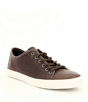 Frye Men´s Brett Low Leather Sneakers