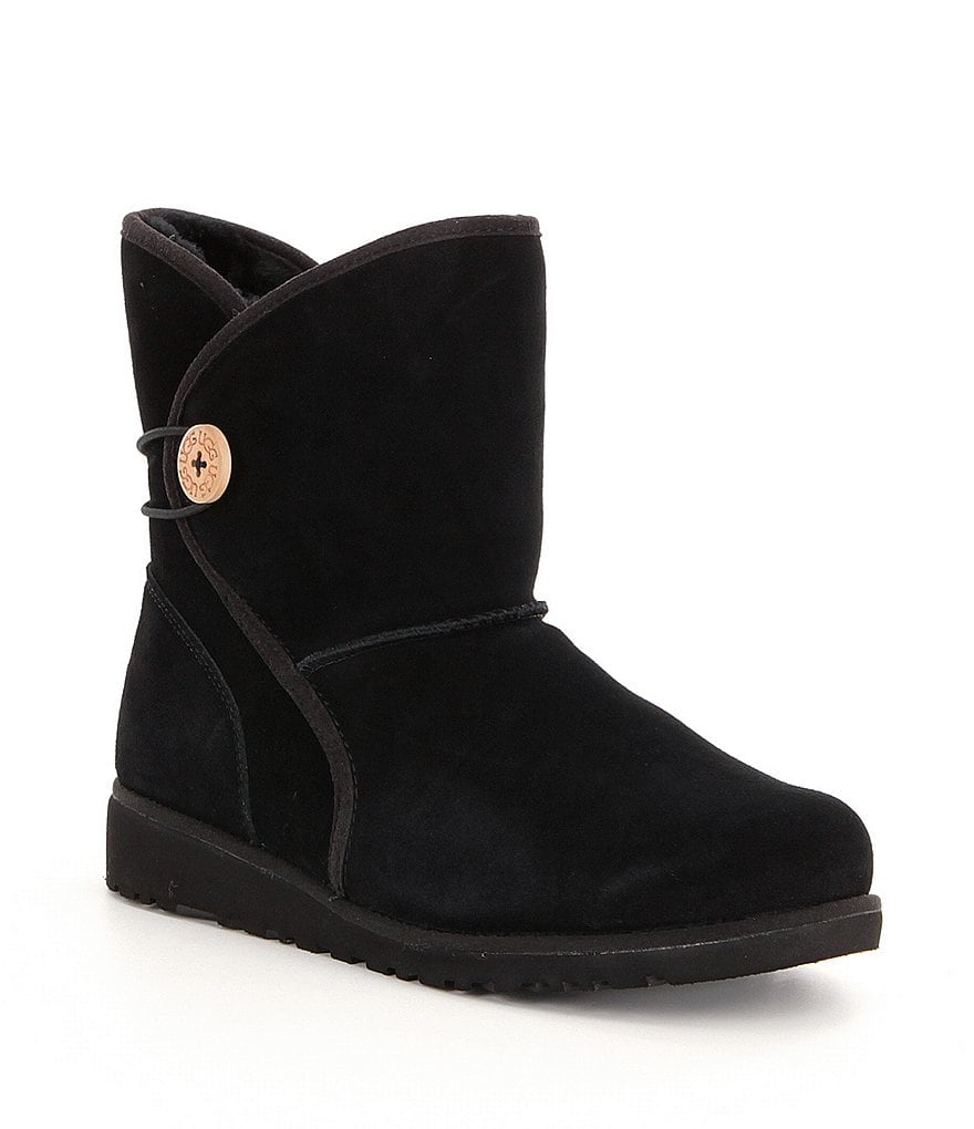 UGG® Girl´s Fabian Soft Suede Boots