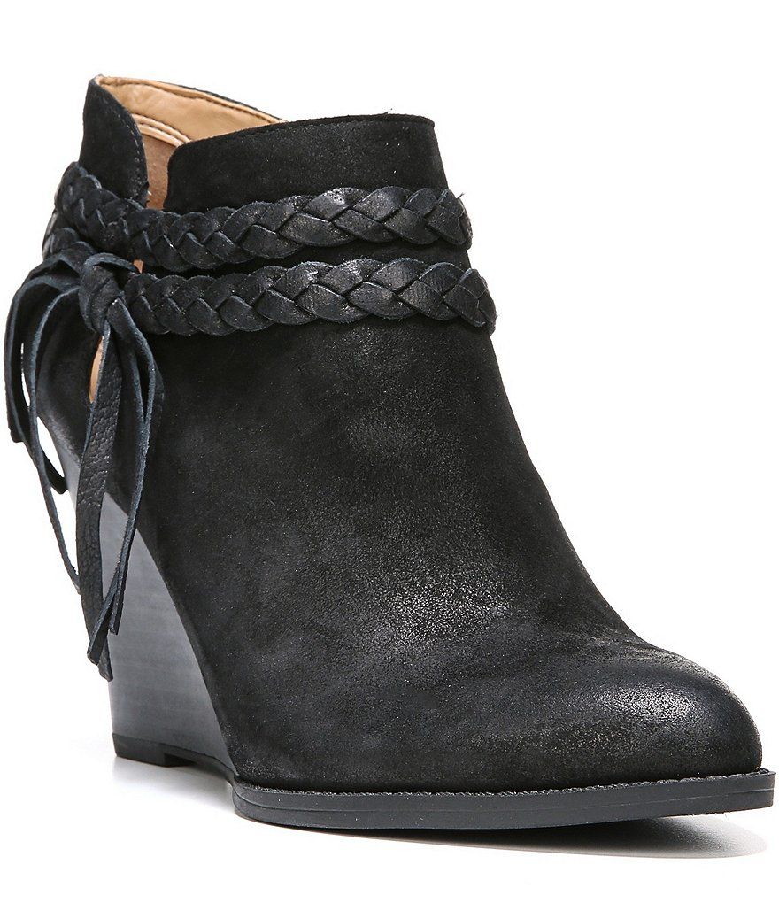 Franco Sarto Loni Wedge Booties