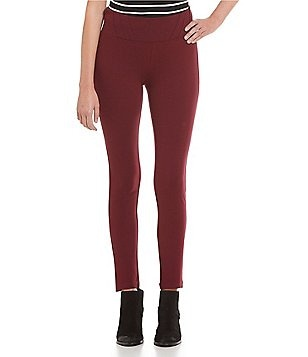 Copper Key Seam Band Ponte Leggings