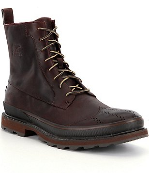 Sorel Men's Madson Wingtip Lace-up Boot
