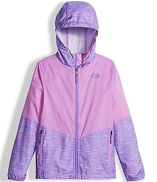 The North Face Little/Big Girls 5-18 Flurry Wind Hoodie Jacket