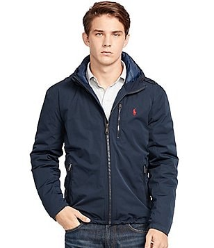 Polo Ralph Lauren Down Anorak Coat