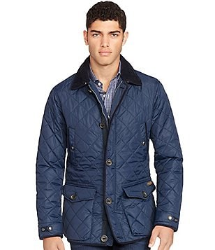 Polo Ralph Lauren Haydock Diamond-Quilted Jacket