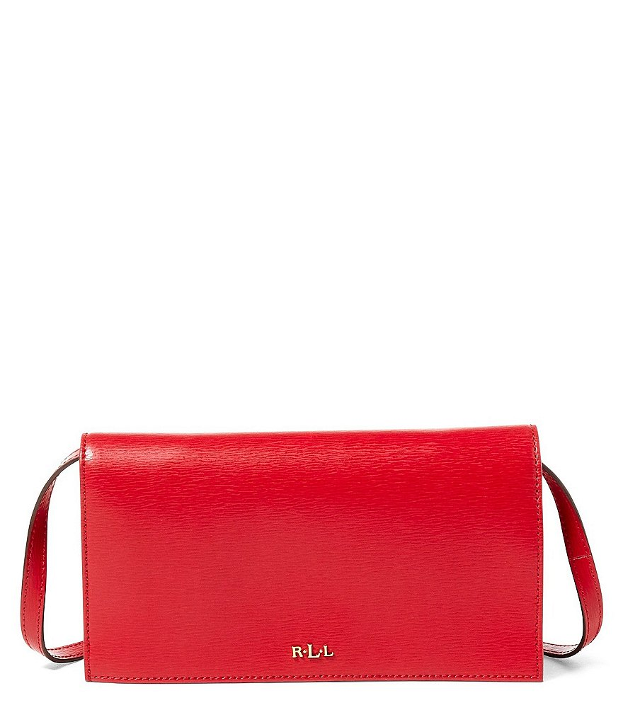 Lauren Ralph Lauren Newbury Collection Kaelyn Mini Cross-Body Bag