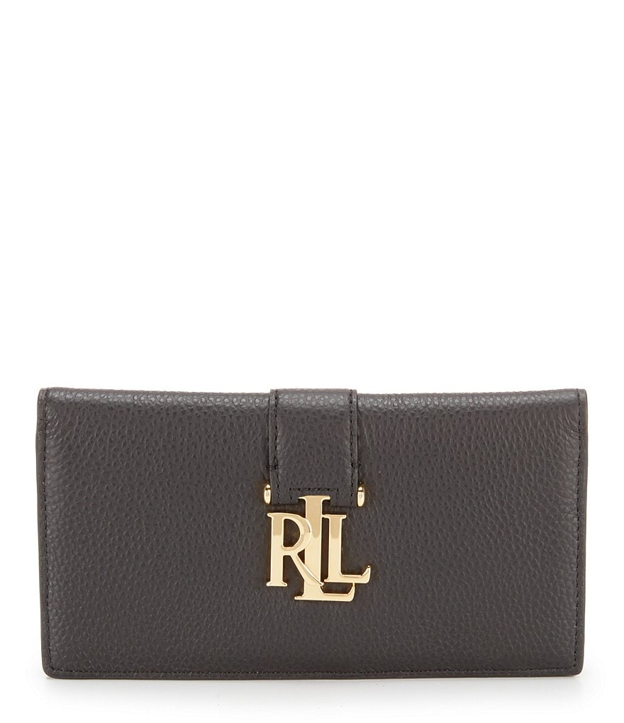 Lauren Ralph Lauren Carrington Collection Slim Wallet
