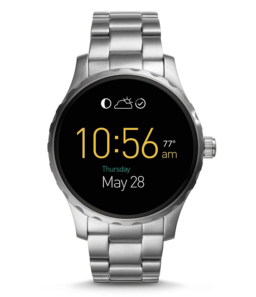 Fossil Q Marshal Touchscreen Smart Watch