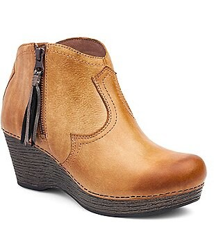Dansko Veronica Booties