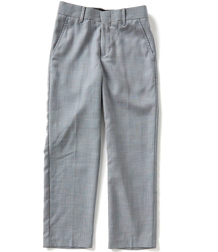 Class Club Big Boys 8-20 Flecked Pants