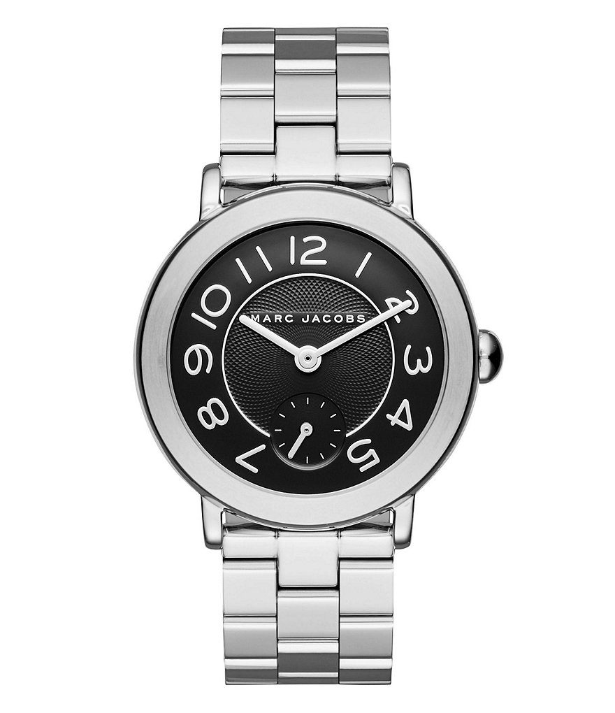 Marc Jacobs Riley Analog Bracelet Watch