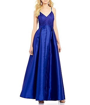 Nicole Miller New York Sleeveless Sweetheart Gown