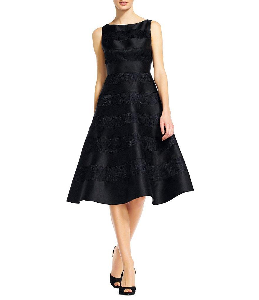 dillards lace dress