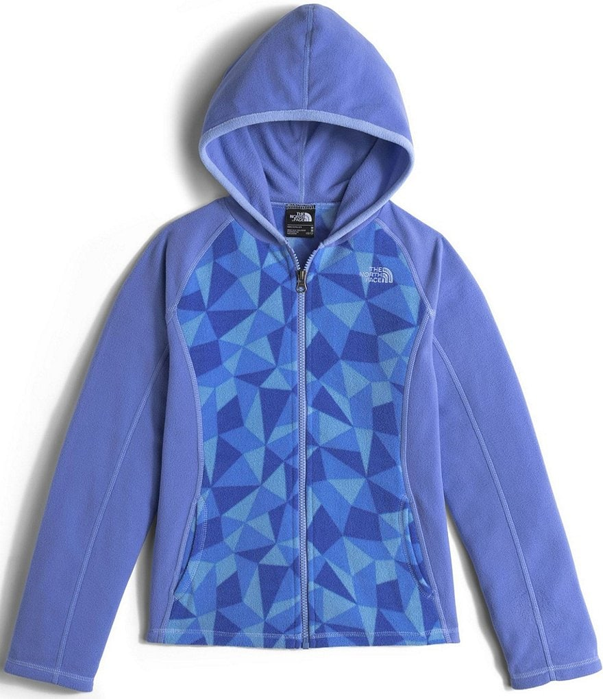 The North Face Little/Big Girls 5-18 Glacier Full-Zip Hoodie