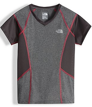 The North Face Little/Big Girls 5-18 Reactor V-Neckline Tee