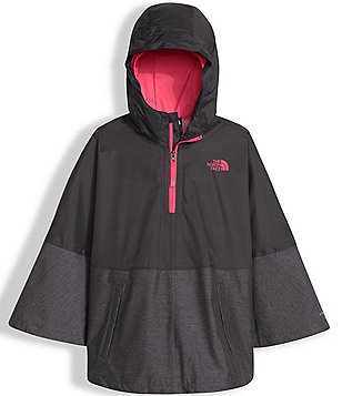The North Face Little/Big Girls 5-18 Camille Hooded Rain Poncho Jacket
