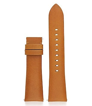 Michael Kors Access Bradshaw Two-Piece Leather Strap