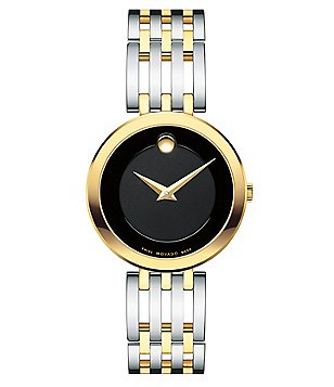 s two tone watches dillards